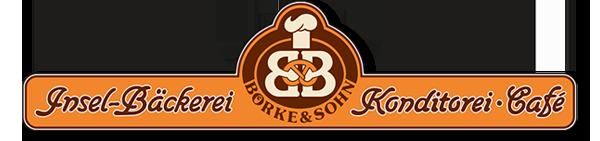 Inselbäckerei Börke Logo